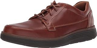 حذاء اوكسفورد جلد برباط للرجال من كلاركس