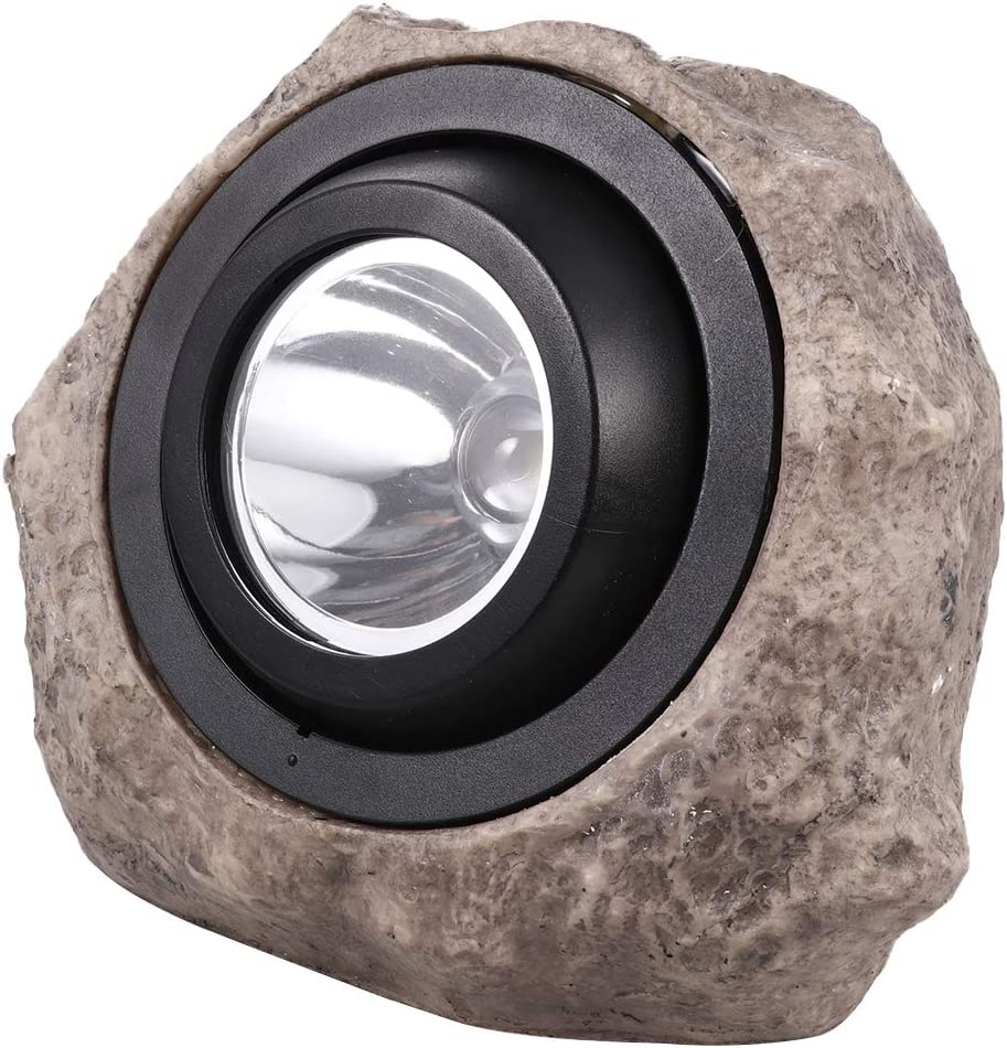 LEDMOMO 1pc Solar Simulation Stone Waterproof Light Lawn S Sales of SALE safety items from new works