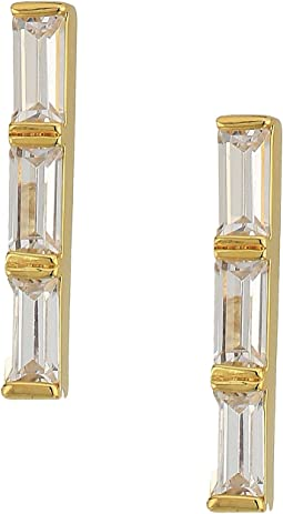 Cole Haan - Stone Bar Earrings