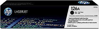 خرطوشة حبر ليزر اصلية باللون الاسود طراز 126A من اتش بي