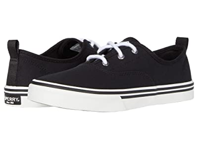 Sperry Crest CVO Canvas (Black) Women