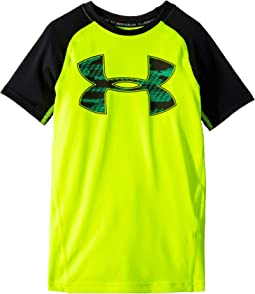 Armour Novelty Short Sleeve (Big Kids)