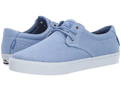 Lakai Daly (Blue Textile) Men
