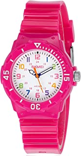Kids Time Teacher Watch Two Display Modes Colourful Numbers Boys Girls Children Watch