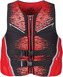 Cokar Adult Life Vest for Boating Fishing Swimming Watersport Classic Series