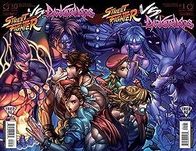 Street Fighter Vs Darkstalkers #1 Fried Pie Variant