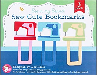 It's Sew Emma Scrappy Project Planner Bookmarks3pc