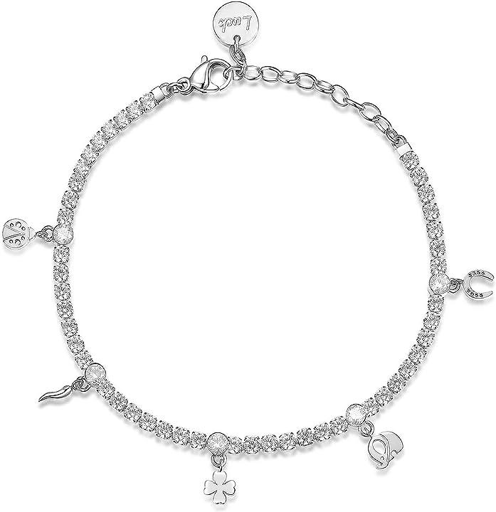 Brosway desideri bracciale donna gioielli trendy cod. bei018