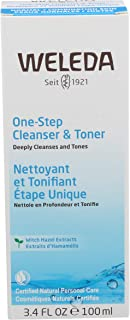 Weleda One-step Cleanser and Toner - 3.4 Oz, 3.4 Ounces
