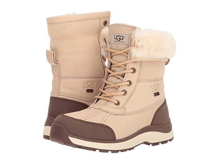 UGG  Adirondack Boot III (Sand) Womens Cold Weather Boots