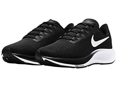 Nike Air Zoom Pegasus 37 (Black/White) Women