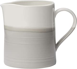 Royal Doulton Coffee Studio 40035907 Frothing Jug 580ml, Grey, Porcleain, Porcelain