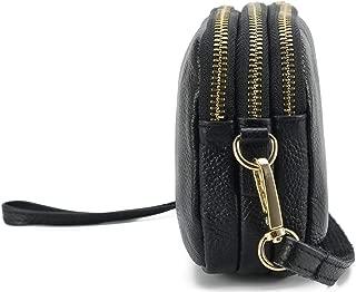 Genuine Leather Crossbody Bag for Women