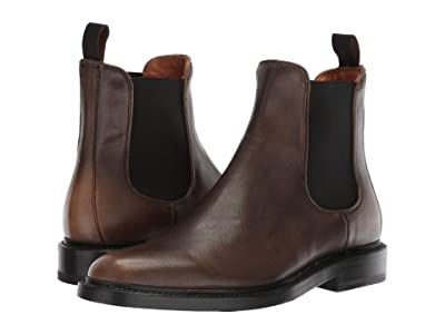 Frye Jones Chelsea (Stone Veg Crust) Men