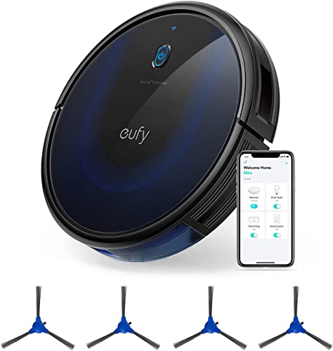 new arrival eufy by Anker, BoostIQ RoboVac 15C MAX Robot lowest Vacuum Cleaner丨eufy RoboVac outlet sale Replacement Side Brush outlet online sale