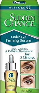 Sudden Change Under-Eye Firming Serum 0.23 oz