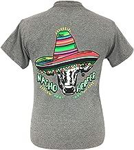 Girlie Girl Originals Nacho Heifer Graphite Heather Short Sleeve T-Shirt