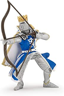Papo Dragon King with Bow and Arrow Figure, Multicolor