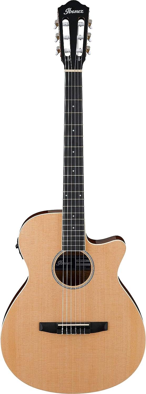 Ibanez AEG7TN-NT - Guitarra acústica y eléctrica (6 cuerdas), color natural