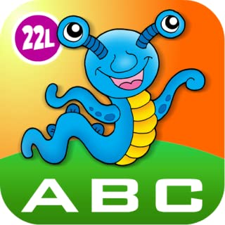 ABC Letters, Numbers, Shapes and Colors with Mathaliens: Preschool All-In-One Learning Adventure A to Z - Letter Quiz, Math Bingo (Numbers and Shapes), Learn to Read Alphabet Bingo: Fun Games for Toddler & Kindergarten Kids Explorers by Abby Monkey®