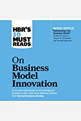 HBR's 10 Must Reads on Business Model Innovation Audible Audiobook