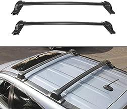 ALAVENTE Roof Rack Crossbars for Honda CRV 2007 2008 2009 2010 2011 Aluminum Roof Top Cargo Carrier Rail Rack