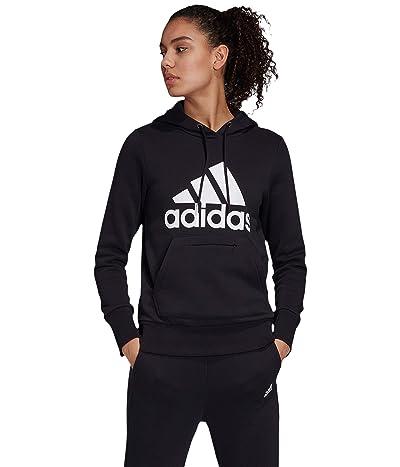 adidas Badge of Sport Hoodie (Black) Women