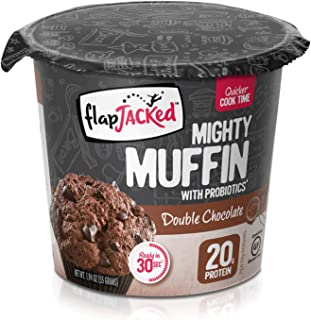 flapjack muffins