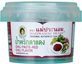 Mae Pranom Thai Red Chili Paste 90 grams