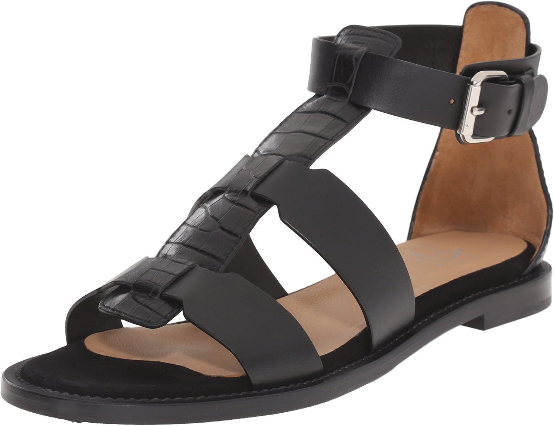 Aquatalia kvinnor Idina Vachetta Combo Gladiator Gladiator Gladiator Sandal  online försäljning