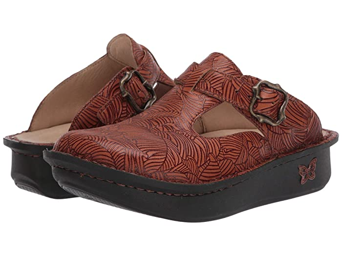Alegria  Classic (Tobacco Leaf) Womens Clog Shoes