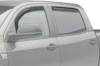 EGR 575191 in-Channel Slimline WindowVisor - 4 Piece