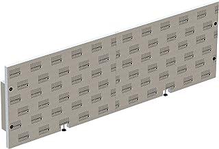 LUX ELEMENTS Badkuipbekleding niche installatie klaar om te vertegelen, TOP-TRS 1830 set LTOPE5001, grijs