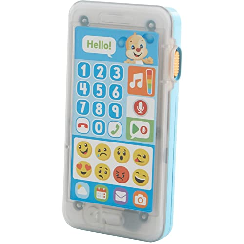 Fisher-Price Laugh & Learn Leave A Message Smart Phone, Puppy