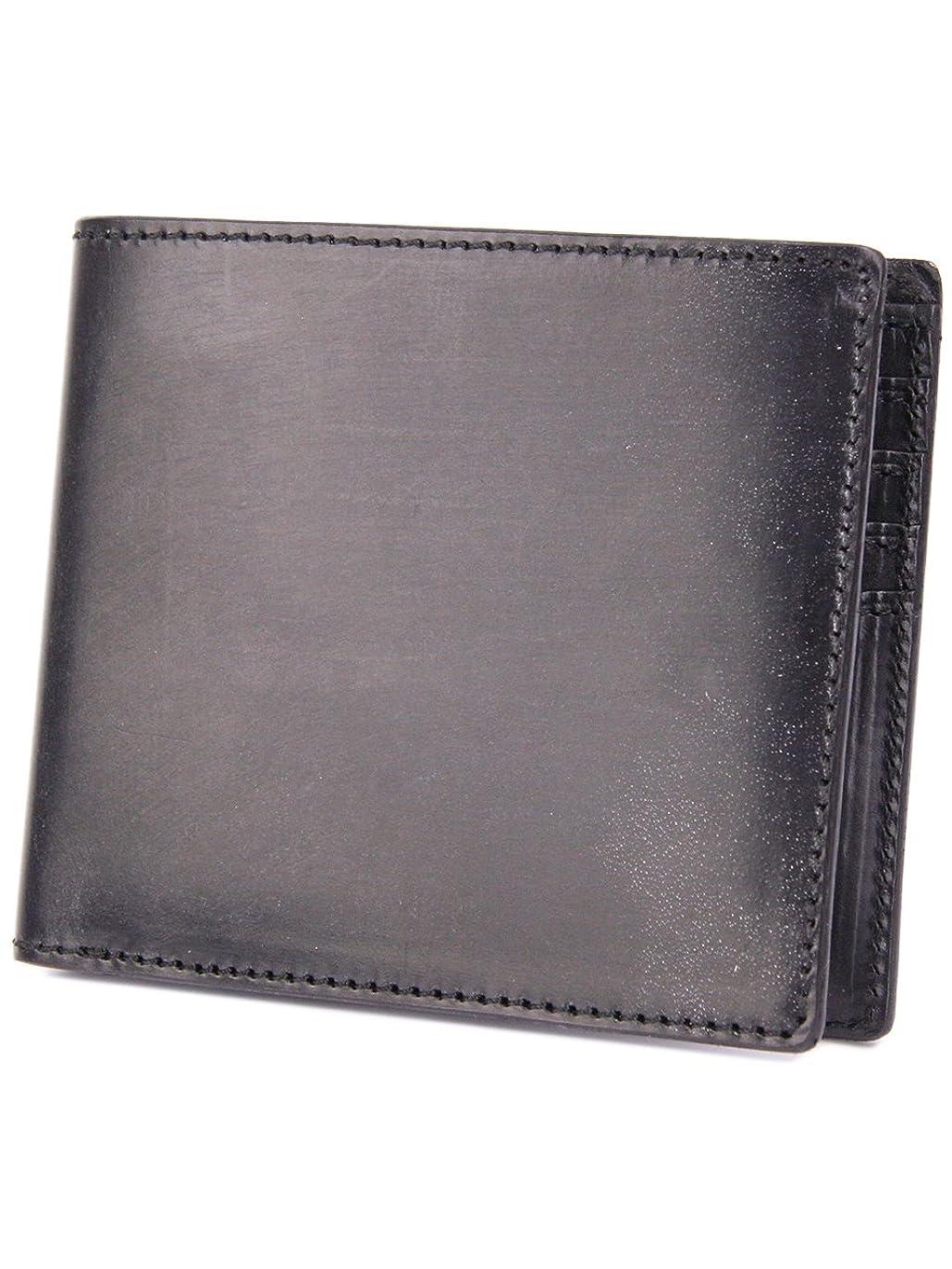 バンジョー中庭過度に[コルボ] CORBO. -face Bridle Leather- フェイス ブライドルレザー シリーズ 二つ折り財布 1LD-0228 CO-1LD-0228