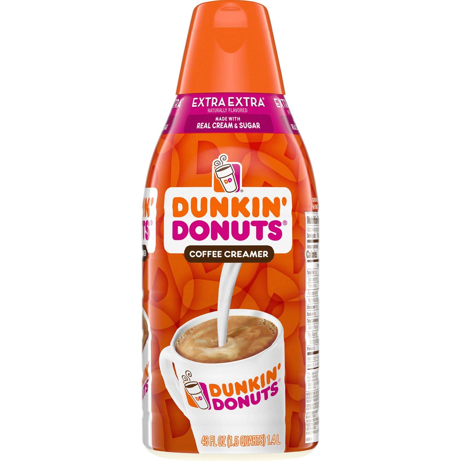 Dunkin' Donuts Extra Selling and selling Coffee Creamer 48 of Cheap pack oz. 4 A1