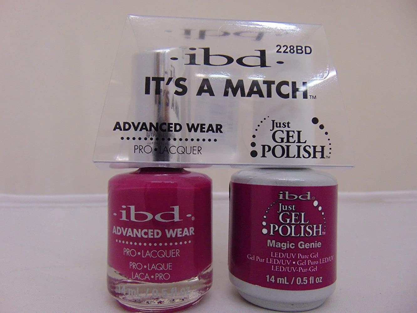 どちらも面同一性ibd - It's A Match -Duo Pack- Magic Genie - 14 mL / 0.5 oz Each