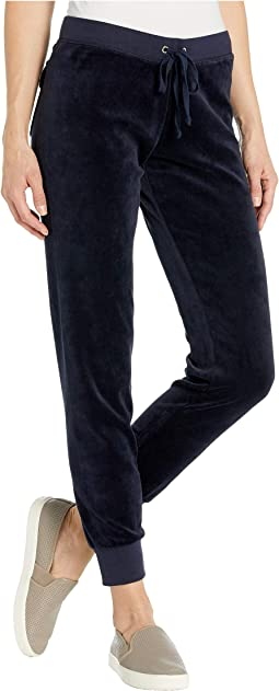 Velour Zuma Pant with Pockets
