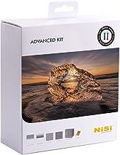 NiSi 150mm Filter Advanced Kit Gen II, Includes Medium GND8 (0.9) 3-Stop Filter, Reverse GND8 (0.9) 3-Stop Filter, IR ND64...