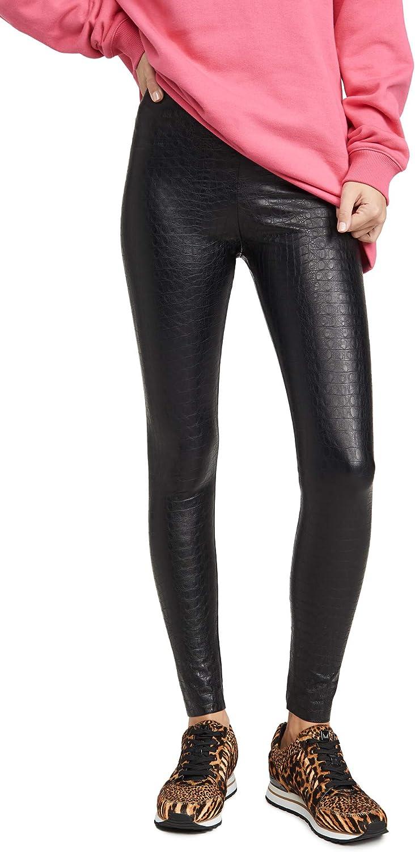 commando Women's Bargain sale Faux Leather Max 63% OFF Leggings