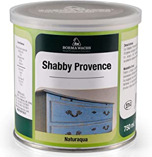 Shabby Chic Möbel Kreidefarbe matt Landhaus Stil Vintage Look 750ml Weiss - 50