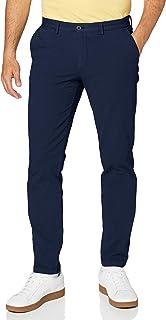 Hackett London Men's Gmt Dye Texture Chino Trouser
