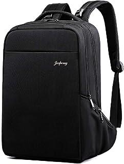 Mochila para computadora portátil, Vagalbox bolsa para computadora de viaje para hombres y mujeres, mochila escolar imperm...