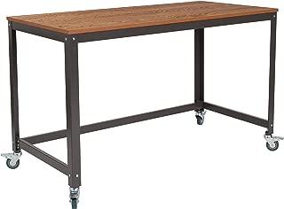 Best metal desk with wheels Reviews