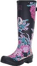 Joules Women's Welly Print Rain Boot