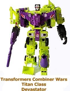 Best transformers vintage devastator Reviews