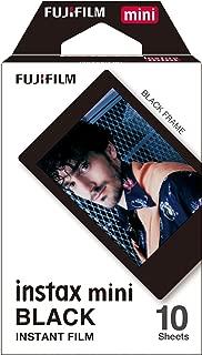 Fujifilm Instax Mini Black Film