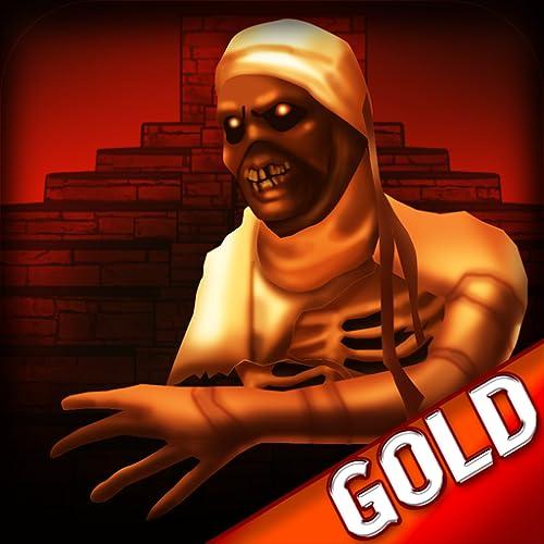 egypt rei múmia: escapar das armadilhas mortais tumba antiga pirâmide - Edição de ouro