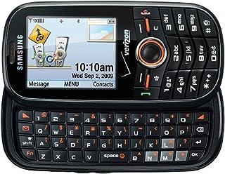 Verizon Samsung Intensity U450 No Contract Camera Cell Phone