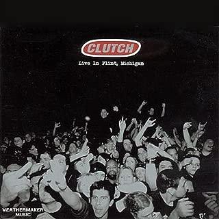 clutch live in flint